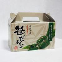 笹団子(笹だんご)・つぶあん10個 化粧箱入り